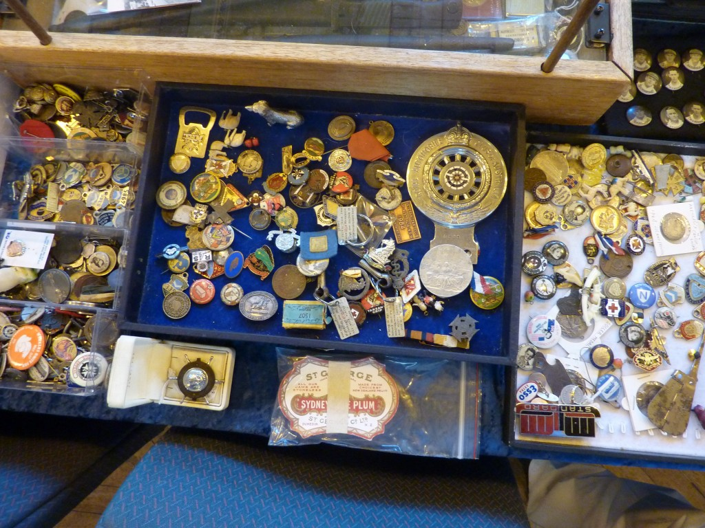 Badges and Buttons