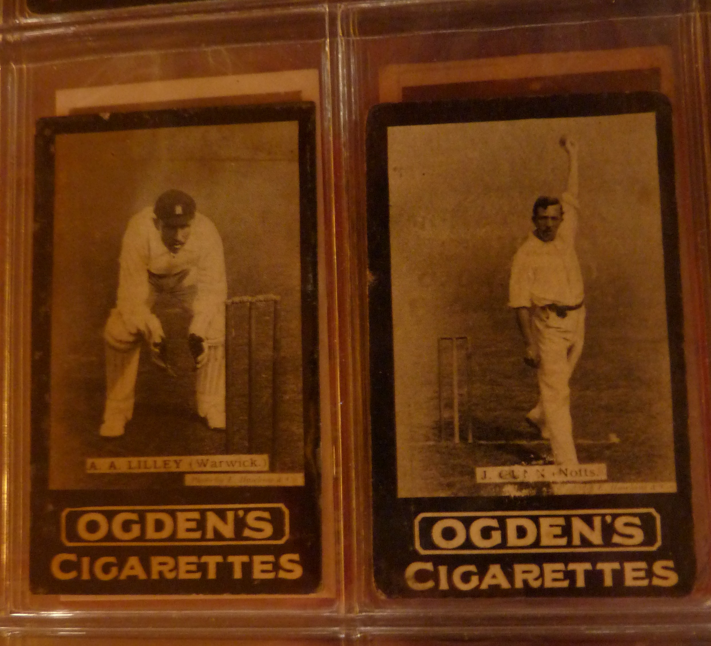 and more Cigarette Cards