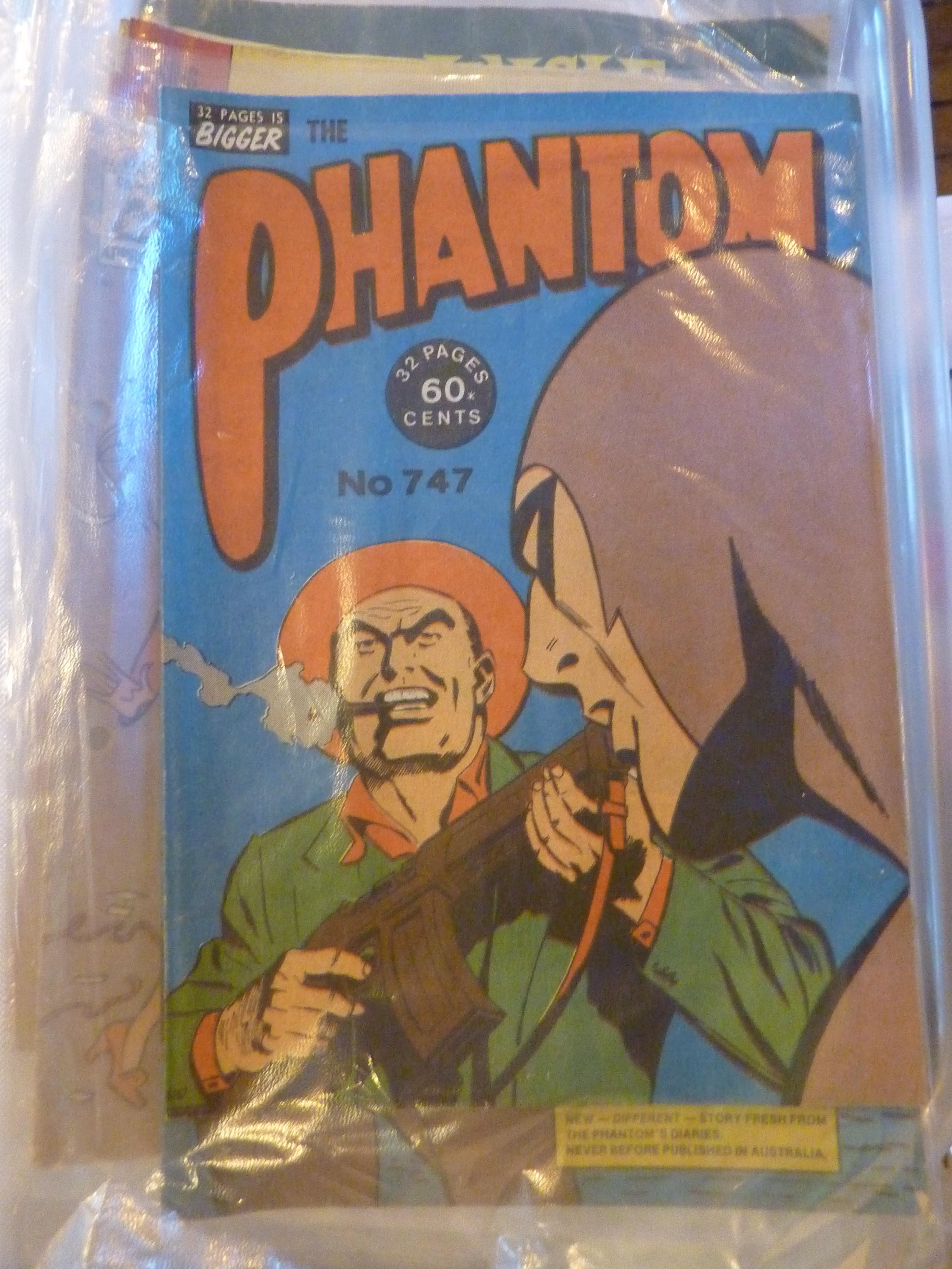 Comic:  Phantom