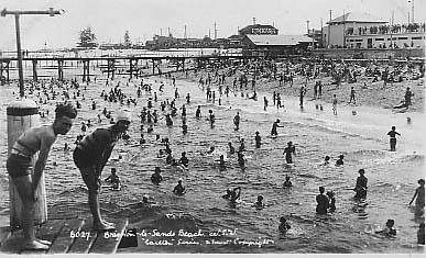 No 6027 Brighton Le Sands Beach NSW