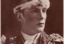 Darrell Fancourt as Earl of Mountararat in Iolanthe