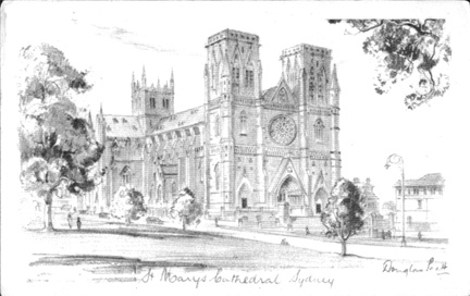 St Mary's Cathedral, Sydney