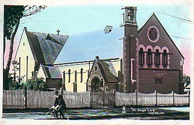Church at Waterloo
