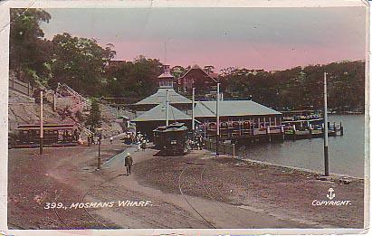 Mosmans Bay Wharf