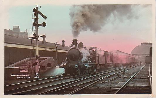 Sydney Railway Station